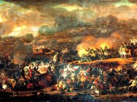 La battaglia di Lipsia, di V. Moshkov