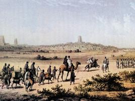 Larrivo di Heinrich Barth a Timbuctu