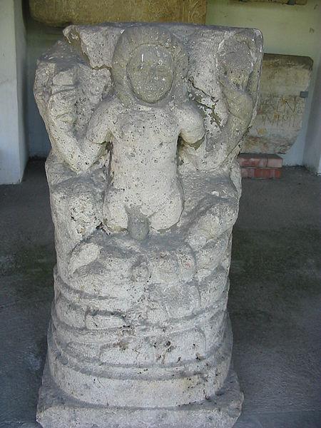 Stele con la nascita di Mithra