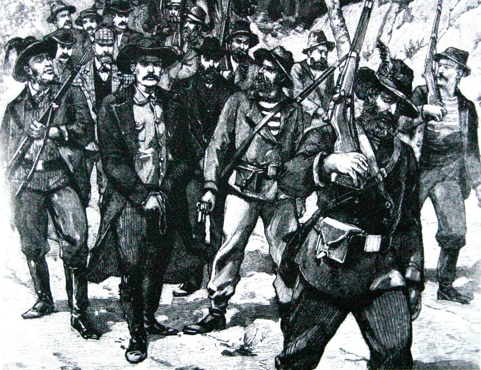 L'arresto di Jameson