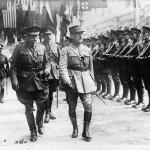 Haig e Foch a Londra nel luglio 1919 - Rol/Gallica