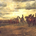 Napoleone a Jena nel 1806