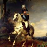Ritratto equestre di Alessandro I