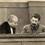 Kruscev e Stalin nel 1936