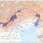 Il foronte italiano tra il 1915 e il 1917