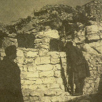 Postazione austriaca sul Monte Nero