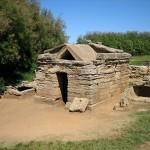 Tomba etrusca a Populonia