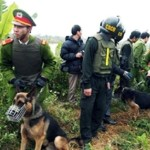 Rastrellamento della polizia contro i Montagnard