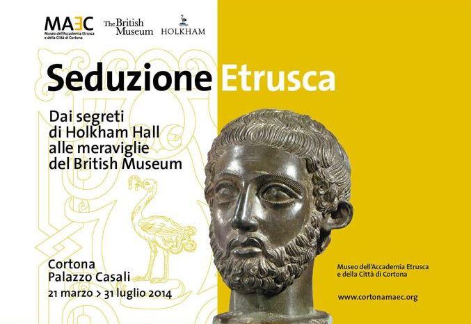 Il più recente appuntamento espositivo, a Cortona nel 2014