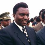 Il presidente Juvénal Habyarimana