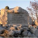Monumento ai caduti sul Monte San Michele