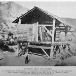 La segheria di Sutter a Coloma