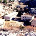 Gli edifici per i detenuti di sesso maschile