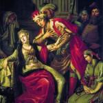 Vladimiro e la principessa Rogneda