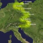 La migrazione del popolo longobardo.
