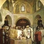 Il battesimo di Vladimiro