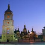 La cattedrale di Santa Sofia a Kiev