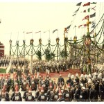L'inaugurazione del canale di Kiel nel 1895