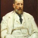 Sergej Vitte in un dipinto di Ilya Repin