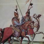 Cavalieri ottomani nel XVII secolo