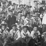 La banda della nave scuola
