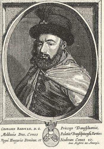 Giorgio II Rakoczi