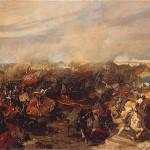 La battaglia di Vienna, di Józef Brandt