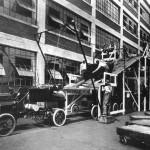Catena di montaggio della Ford negli anni Dieci
