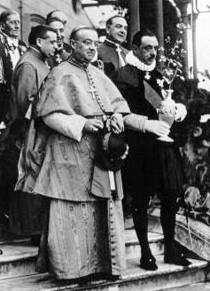 Il nunzio Francesco Borgongini Duca