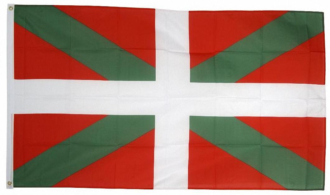 L'Ikurriña, la bandiera dei Paesi Baschi