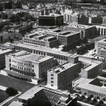 La città universitaria nel 1938