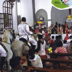 La festa di Sao Thiago a Mazagan Velho