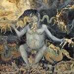 Il Diavolo di Giotto nella Cappella degli Scrovegni a Padova