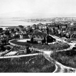 Veduta di Tsingtao nel 1914
