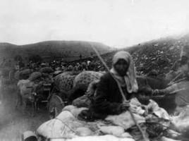 Una donna armena deportata a Ezurum