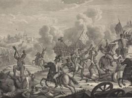 La battaglia di Vimeiro, che precedette la capitolazione a Cintra
