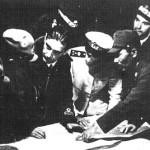 L'equipaggio dell'SM-75