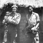 Che Guevara in Congo nel 1965