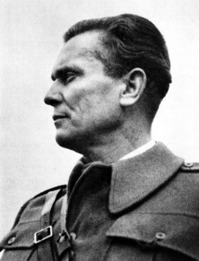 Tito nel 1942