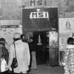 La sede MSI di via Acca Larentia a Roma