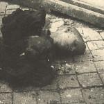Il corpo smambrato di Piero Zuccheretti