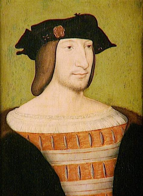 Francesco I nel 1515