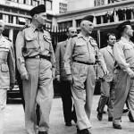 Zeller, Jouhaud, Salan e Challe, i generali autori dell'attentato