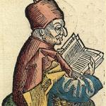 Svetonio in una miniatura del 1493