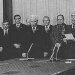 Chernenko e Breznev