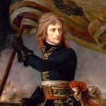 Napoleone alla battaglia del Ponte di Arcole