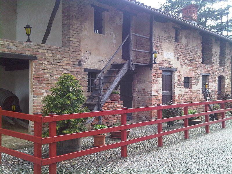 La casa natale di don Bosco a Castelnuovo d'Asti - Ketraon