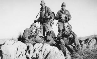 Truppe francesi in Algeria