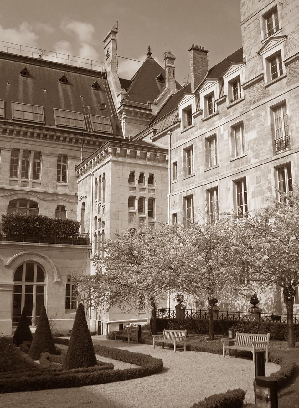 Il collegio Louis-le-Grand a Parigi