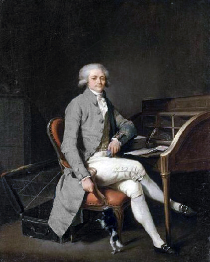 Robespierre nel 1791
